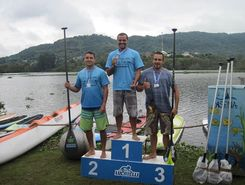 ASENA spot de stand up paddle en Brésil
