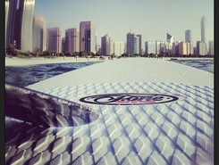 Sheraton - Abu Dhabi paddle board spot in United Arab Emirates