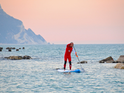 Conero spot de stand up paddle en Italie