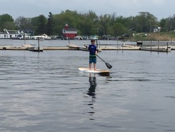 Tower Marina spot de stand up paddle en États-Unis