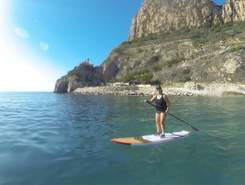Mui Ne Fishing Village spot de stand up paddle en Vietnam