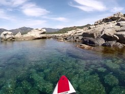 villagio mandorli spot de stand up paddle en Italie