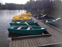 longleat center parcs paddle board spot in United Kingdom