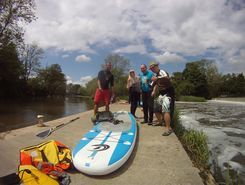 Lock Keeper  spot de stand up paddle en Royaume-Uni