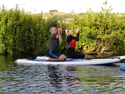 Training ground sitio de stand up paddle / paddle surf en Reino Unido