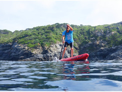 hyeres sitio de stand up paddle / paddle surf en Francia