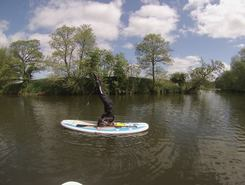 Avon Valley sitio de stand up paddle / paddle surf en Reino Unido