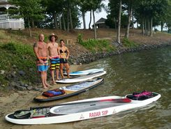 Windjammer Park sitio de stand up paddle / paddle surf en Estados Unidos