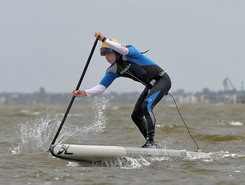 Blavet spot de stand up paddle en France