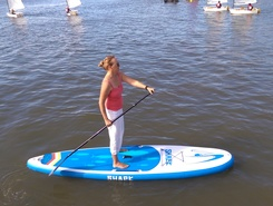 Hollywell Gold Coast sitio de stand up paddle / paddle surf en Australia