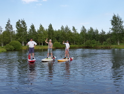 Volokolamsk sitio de stand up paddle / paddle surf en Rusia