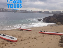 Oza sitio de stand up paddle / paddle surf en España