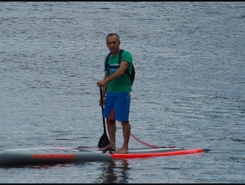 Granville sitio de stand up paddle / paddle surf en Francia