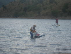 Kalimanci - M. Kamenica paddle board spot in Macedonia