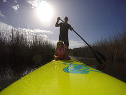 Unknown spot de stand up paddle en Afghanistan