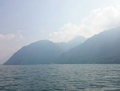 Lago de idro  sitio de stand up paddle / paddle surf en Italia
