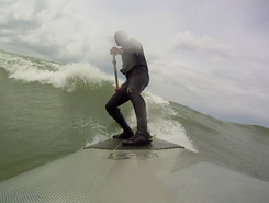 Saint-Trojan-les Bains spot de stand up paddle en France