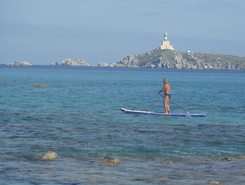 Cava Usai sitio de stand up paddle / paddle surf en Italia