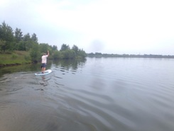 Good paddle board spot in Russia