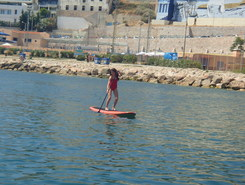 Votsalakia Piraeus Greece spot de stand up paddle en Grèce