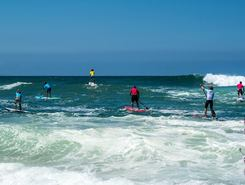 les estagnots spot de stand up paddle en France
