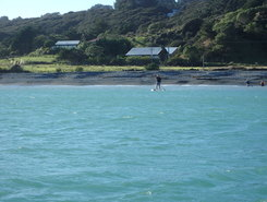 Plimmerton paddle board spot in New Zealand