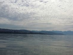 lausanne bellerive paddle board spot in Switzerland