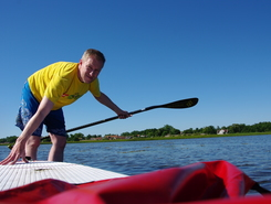 Kristianopel spot de stand up paddle en Suède