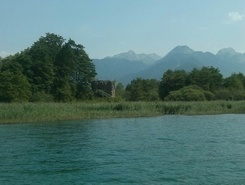 Doussard Bout du lac d'Annecy paddle board spot in France