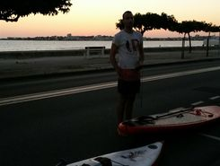 royan  spot de stand up paddle en France