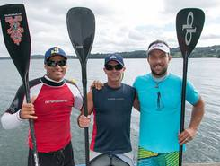 Passaúna  sitio de stand up paddle / paddle surf en Brasil