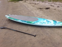 West Gilgo Beach spot de SUP em Estados Unidos