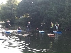Avon Valley spot de stand up paddle en Royaume-Uni