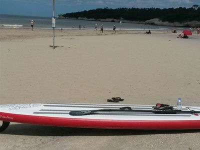 meschers  sitio de stand up paddle / paddle surf en Francia