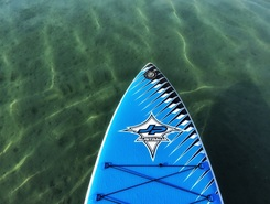 Supetarska Draga - Island Rab - Croatia paddle board spot in Croatia