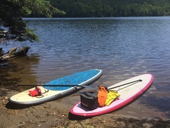 Free river reservoir  sitio de stand up paddle / paddle surf en Estados Unidos