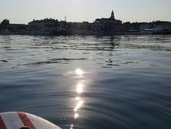 Around Biograd/moru spot de stand up paddle en Croatie