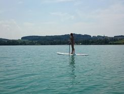 tengling paddle board spot in Germany