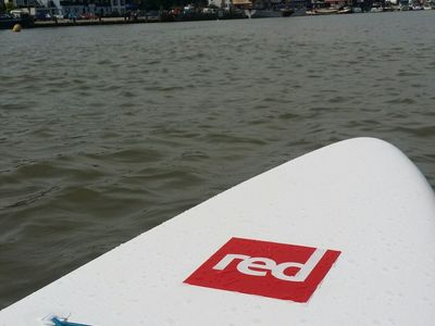Maldon Prom & River Chelmer paddle board spot in United Kingdom