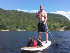 Lac monroe spot de stand up paddle en Canada