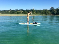 Lac de Neuchâtel - Cudrefin  paddle board spot in Switzerland