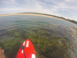 Plage du Guesclin spot de stand up paddle en France