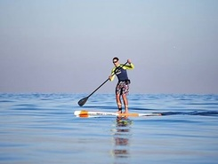 Patterson lakes sitio de stand up paddle / paddle surf en Australia