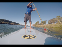 Kaituna River paddle board spot in New Zealand