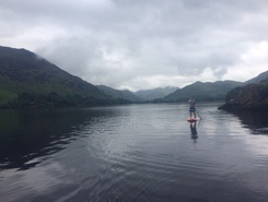 Ulswater spot de stand up paddle en Royaume-Uni
