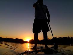 Pereira Barreto sitio de stand up paddle / paddle surf en Brasil