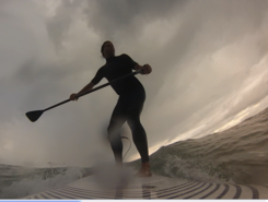 cap ferret spot de stand up paddle en France