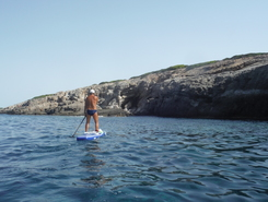 Candiani sitio de stand up paddle / paddle surf en Italia