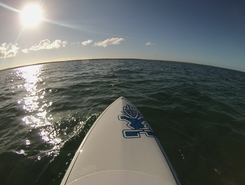 Bundegi Sanctuary - Exmouth WA paddle board spot in Australia