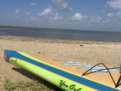 Christmas Bay sitio de stand up paddle / paddle surf en Estados Unidos